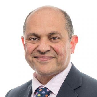 Mr Aresh Hashemi-Nejad