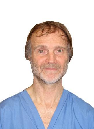 Dr John Barcroft